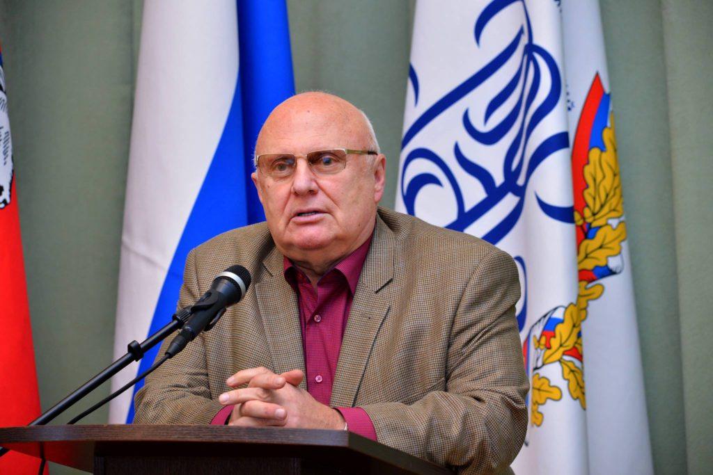 Тыртышников Владимир Лукич