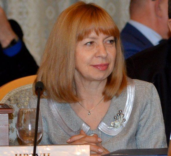 Ирзун Ольга Николаевна