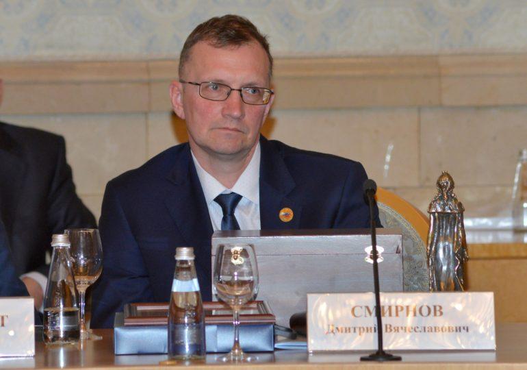 Смирнов Дмитрий Вячеславович