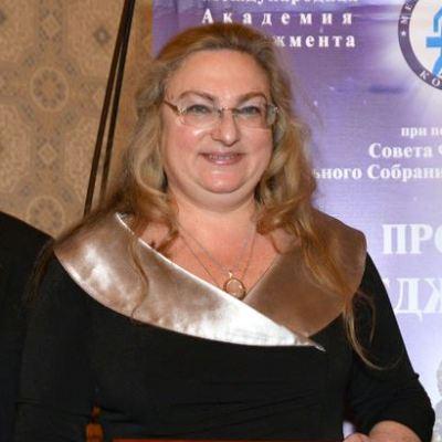 Алексеева Марина Викторовна